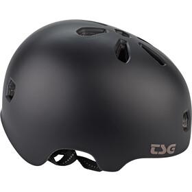 TSG Meta Solid Color Casco, negro